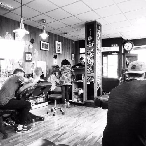The Black Hat Tattoo Dublin