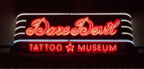 Daredevil Tattoo NYC