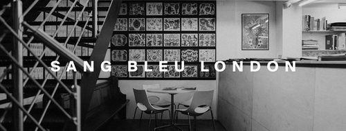Sang Bleu London