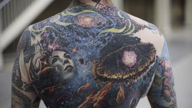"""SAN DIEGO Inkounters - """" I'VE BEEN COLLECTING FOR OVER 20 YEARS..."""""""
