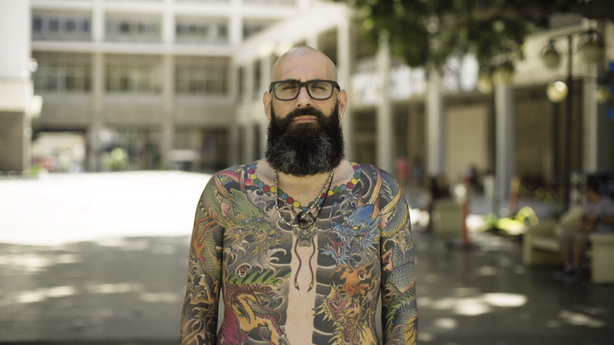 """SAN DIEGO Inkounters - """"A YEAR & A HALF LATER, I HAD A FULL SUIT..."""""""