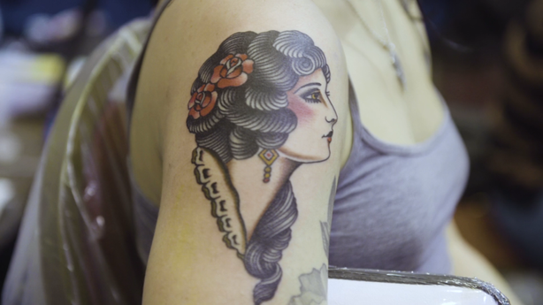 BLINK: Andrea Giulimondi at The San Diego Tattoo Invitational