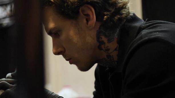SESSIONS: Graham Beech at Pagoda City Tattoo Fest