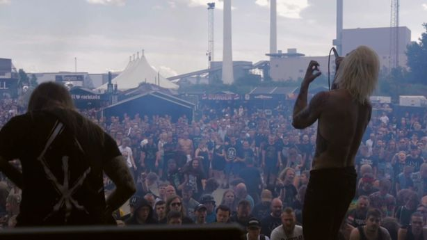 INKOUNTERS: Andreas of Cabal at Copenhell