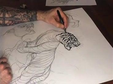Chris Garver: Tiger Style