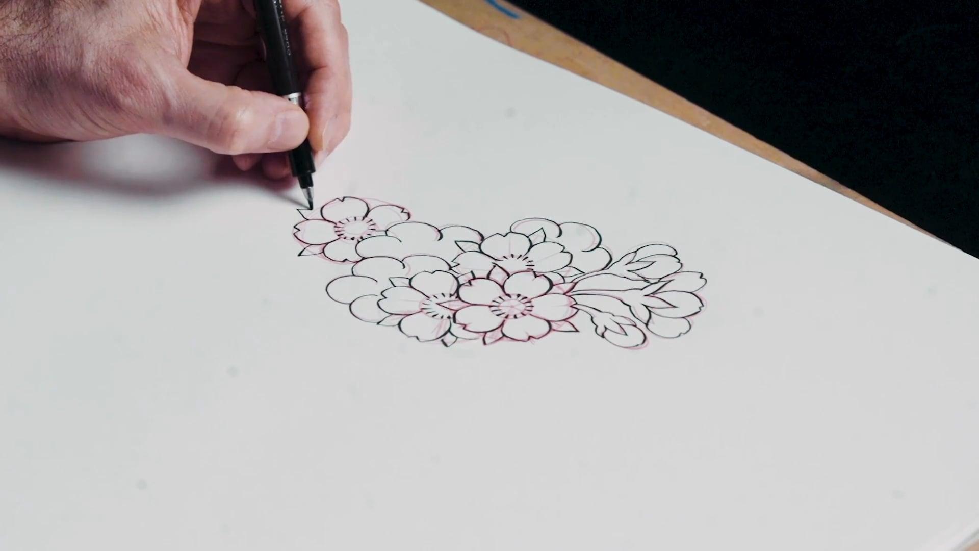 Chris Garver: Sacred Sakura