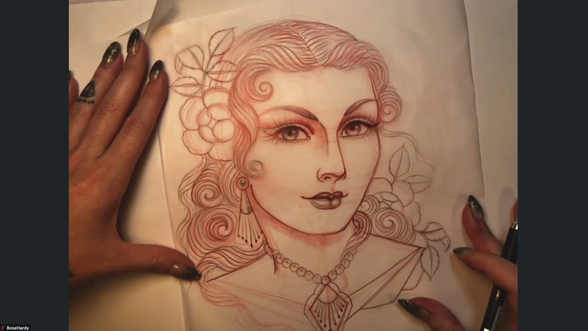 Rose Hardy: Girls, Girls, Girls