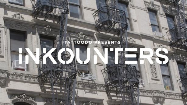 """NYC Inkounters - """"YOU CAN'T GET JUST ONE..."""""""