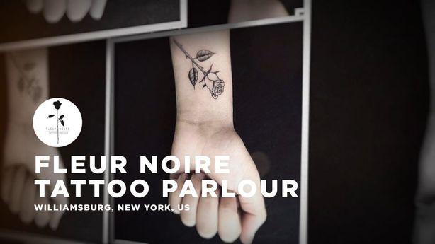 Studio Spotlight - Fleur Noire Tattoo Parlour