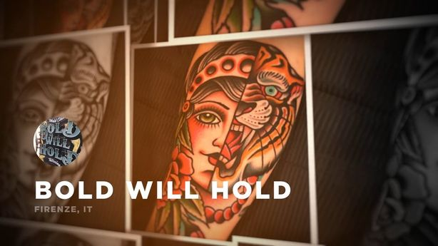 Studio Spotlight - Bold Will Hold Firenze