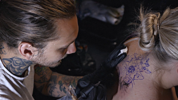 SESSIONS: Antony Flemming at The London Tattoo Convention
