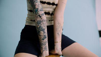 Download the Tattoodo App