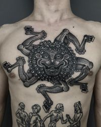 Chest Tattoos: The Definitive Inspiration Guide