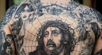 Chicano Tattoos: Roots, Cultural References, and Artists