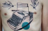 Illustrative Tattoos: The History, Designs, and Artists